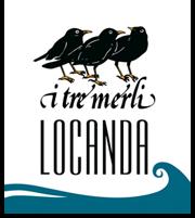 Logo Locanda I Tre Merli
